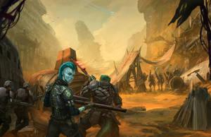 Starfinder chapter opener