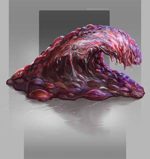 Flesh blob