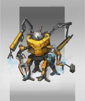 Robot Builder by Tsabo6
