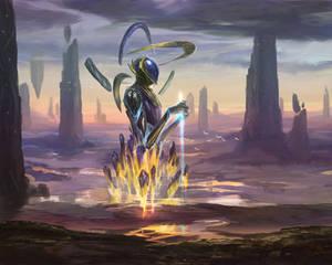 Dawn ancient