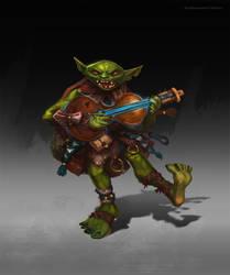 Goblin Bard
