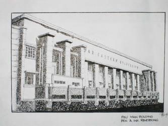 Far Eastern University Buildin