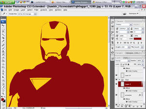 WIP: Iron Man Mk. V