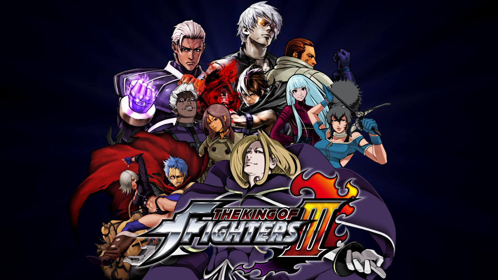 Imagem mostrando personagens introduzidos na Saga NESTS
