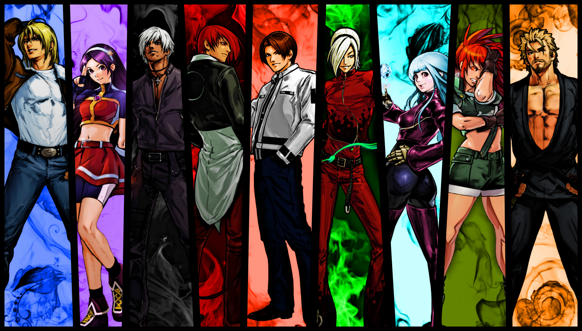 Kof All Stars By Topdog4815 On Deviantart