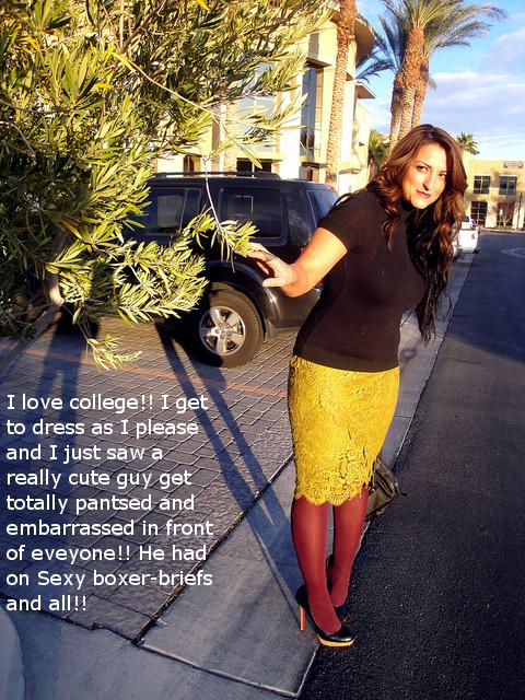 College Pantsing!! by ishiru111