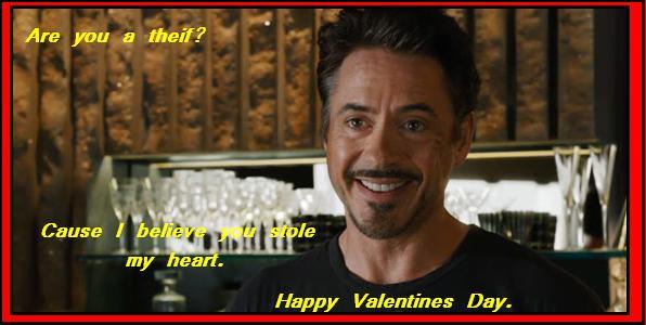 Seffykoepsel 0 0 Tony Stark Valentine By Seffykoepsel
