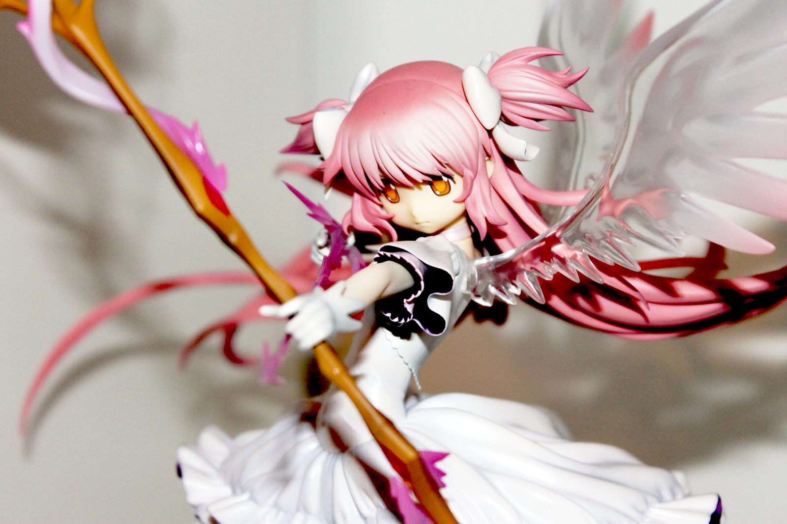 Puella Magi Madoka Magica Goddess PVC Figure By Kekesemporium