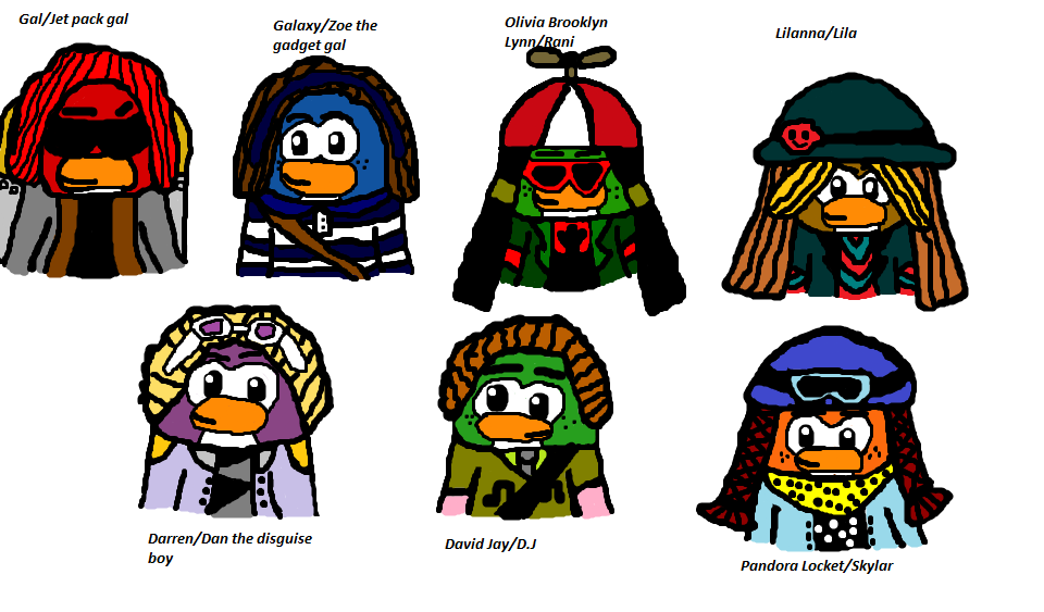 EPF Academy: New Version by Comicpinks123