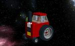 Lego Massey Ferguson tractor