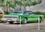 Continental - Tehran Classic Car Show 2013