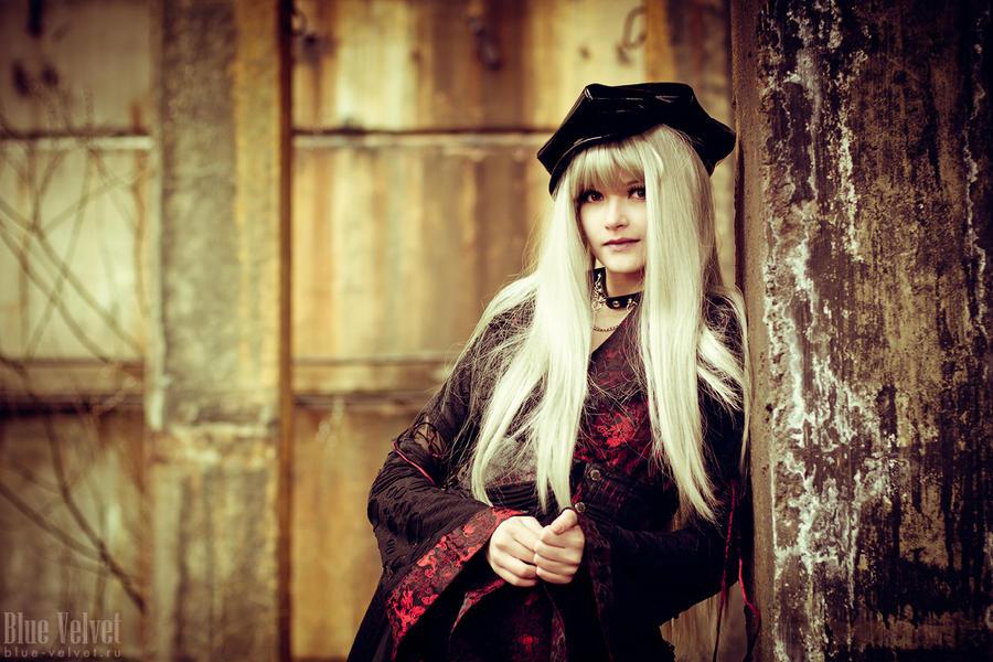 Goth-Punk loli 6 by NonMei