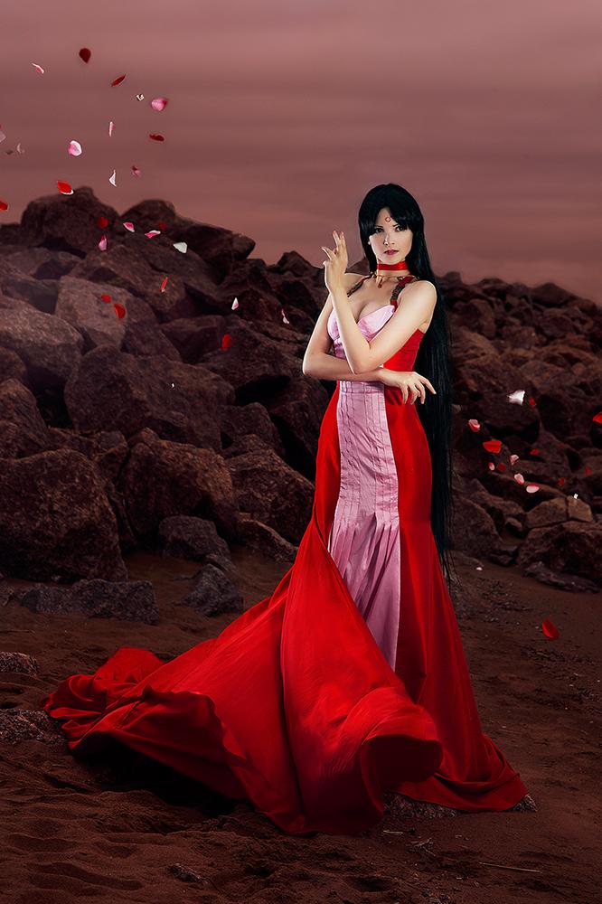 Princess Reyana (Sailor Moon) by NonMei