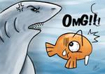 OMG Shark