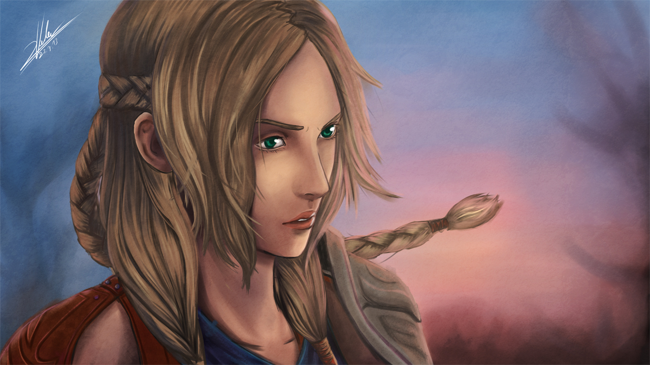 Freia - The Rise of Freedom by twovader