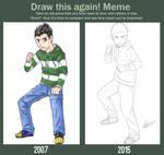 Draw this again - Hiroshi