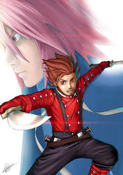 Tales of Symphonia Fanart by twovader