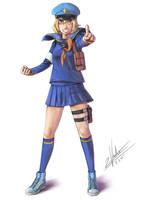 Mirai Tsuda by twovader