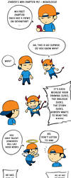 Webtoon - 2Vader's Way #2 by twovader