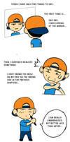 Webtoon - 2Vader's Way #3 by twovader