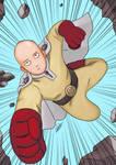 Let's Draw Manga #18 - Onepunch-Man