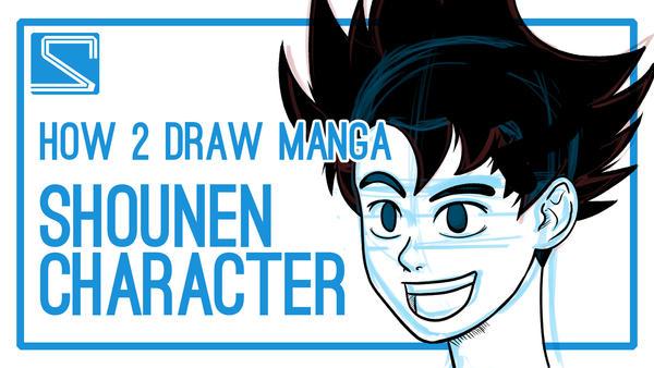How2Draw Manga - Shounen Chara