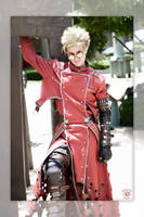 Vash - Shaded by Kuragiman