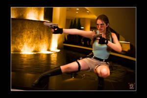 Lara Croft - Engaged by Kuragiman