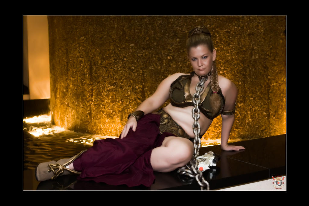 Slave Leia - Unchained by Kuragiman