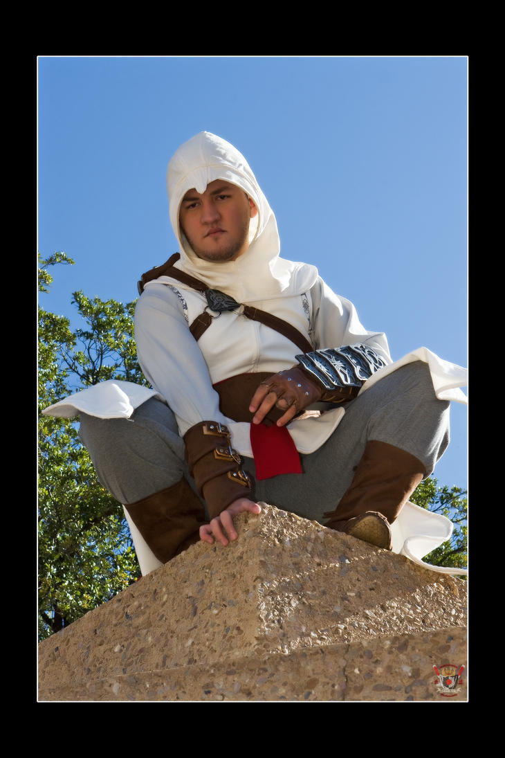 Assassin's Creed - Perched by Kuragiman
