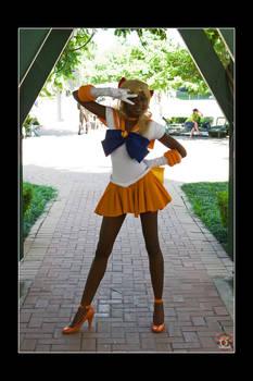 Sailor Venus - The Power of V