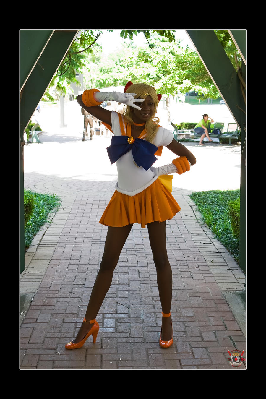 Sailor Venus - The Power of V by Kuragiman