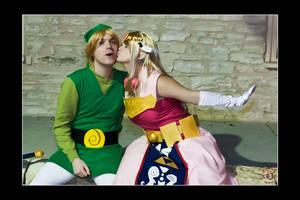 Zelda - The Best Prize by Kuragiman
