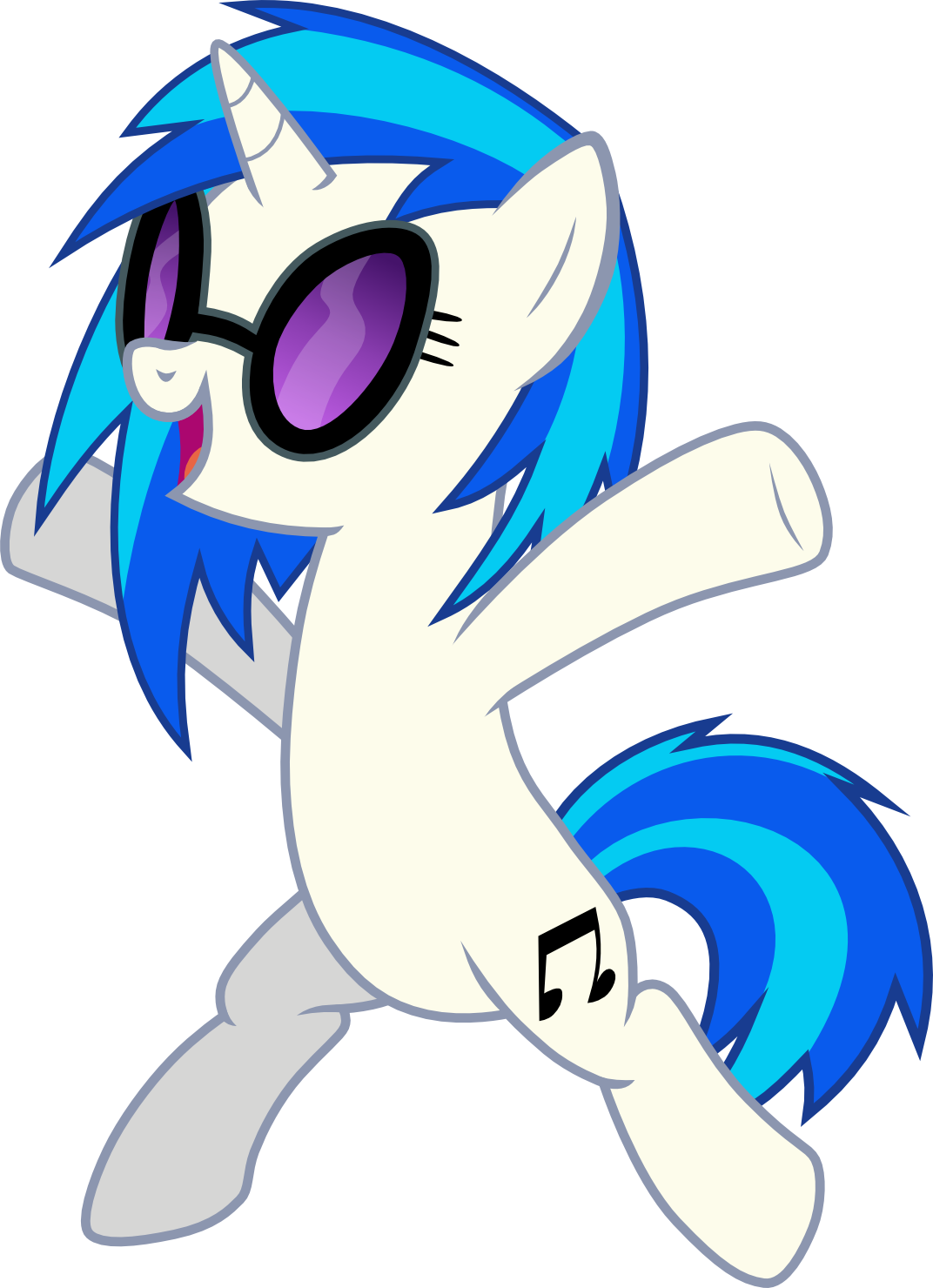 Vinyl Scratch by chipmagnum