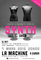 Synth Uber Alles event