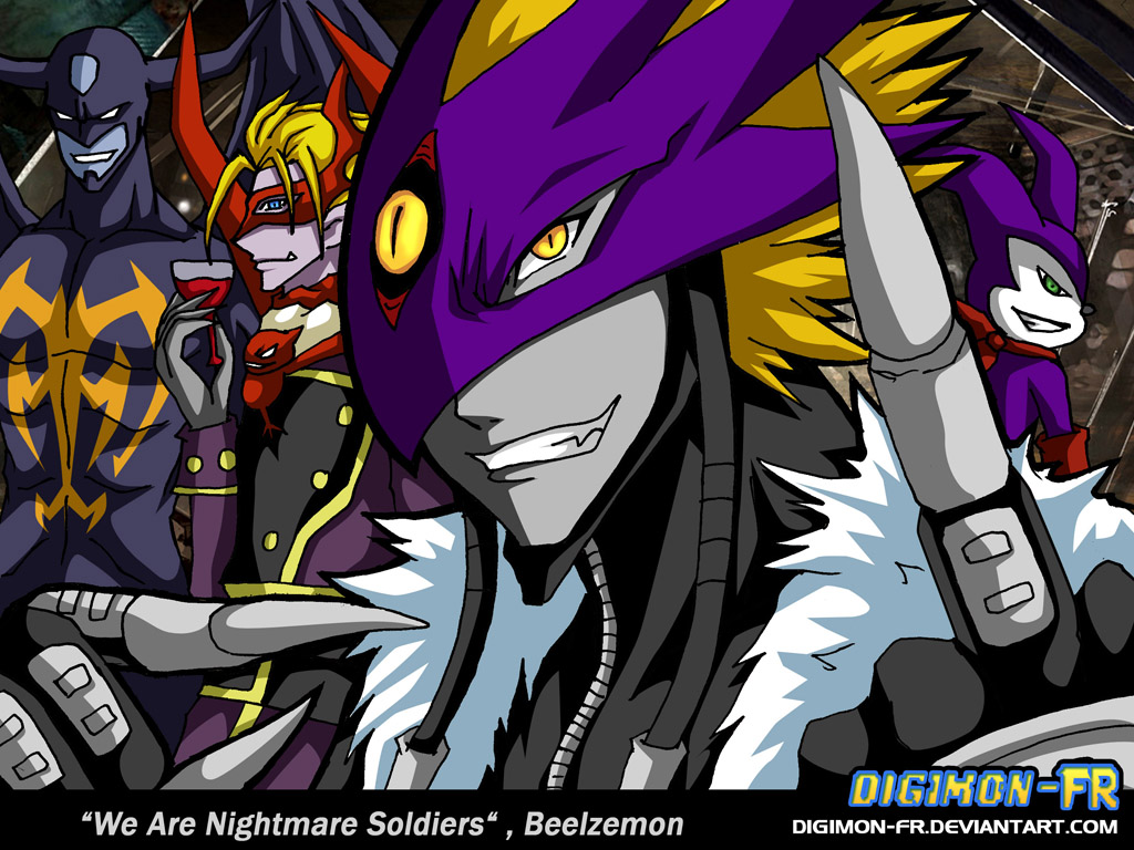 We are Nightmare Soldiers by Digimon-FR