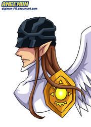 DFR CHM Angemon by Digimon-FR