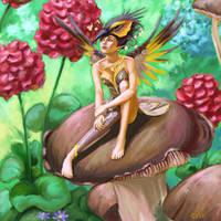 Fairy by GabrielleKelly