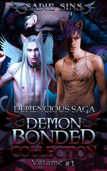 Demon Bonded Collection Volume #1 by GabrielleKelly
