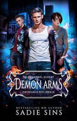 Demon Arms ver 2 by GabrielleKelly