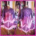 Tales of Xillia - Elize Lutus dress WIP by Nafuri-chan