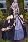 Ballgown Camilla v1.5 Katsucon19  02 by Nafuri-chan