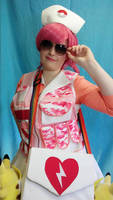 Ranger Nurse joy
