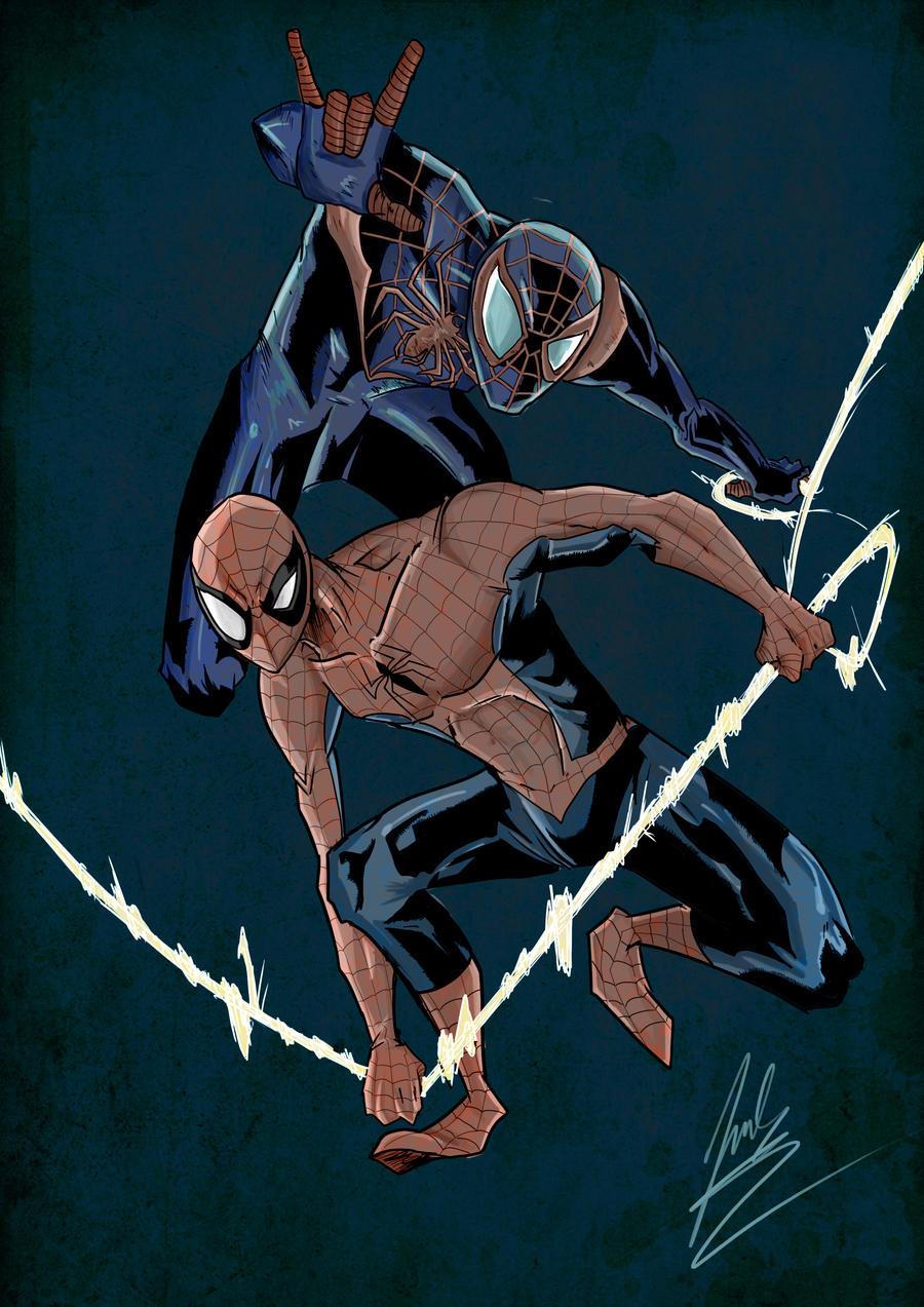 Ultimate Spiderman Tri...