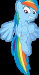 Rainbow Dash - I'm best pony