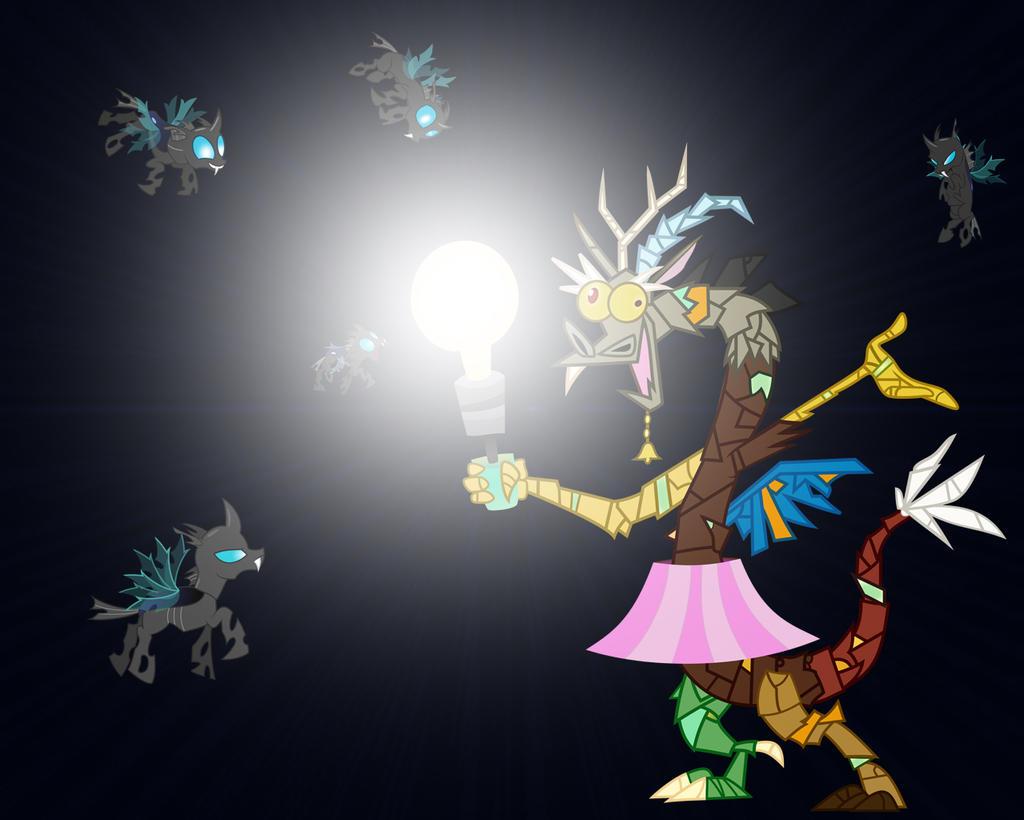 Discord Lamp Wallpaper