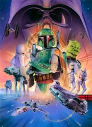 Star Wars Celebration V by roberthendrickson