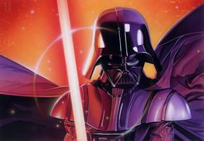 Darth Vader by roberthendrickson