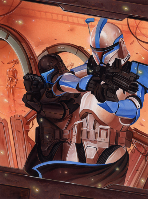 Republic Commandos - Odds by roberthendrickson