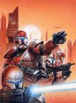 Omega Squad - Targets